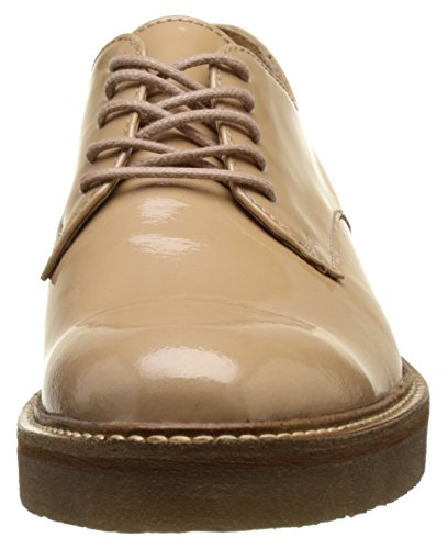 Kickers Damen Oxfork Derby Beige (hautfarben)