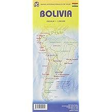 BOLIVIA - 1/1M25.
