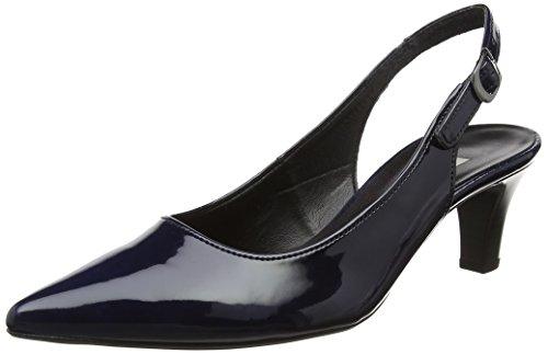 Gabor Damen Fashion Pumps Blau (marine 76)
