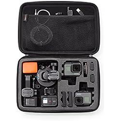AmazonBasics - Estuche de transporte para GoPro - Grande