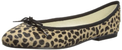 French Sole - India Smooth Leather - Ballerine Donna, multicolore (Multicolore (Multi PT124)), 37 EU