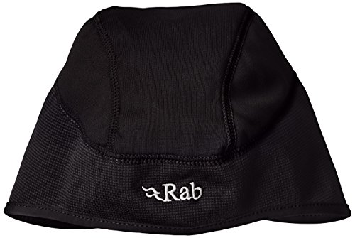 RAB Erwachsene Shadow Beanie, Black, One size