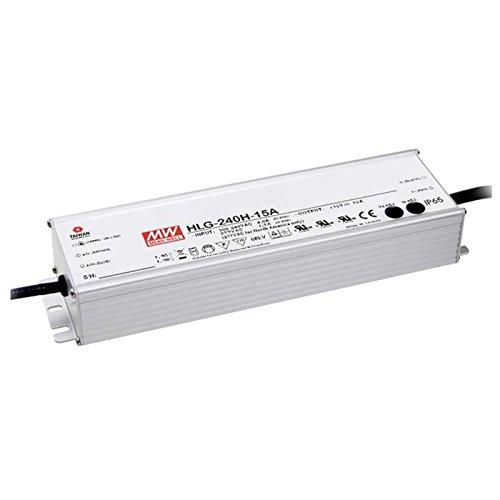 LED Netzteil 240W 24V 10A ; MeanWell HLG-240H-24A ; Schaltnetzteil 24v 10a Netzteil
