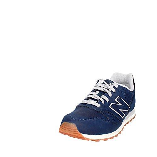 New Balance 373Sneaker Marine Uomo Bleu Ml373nav f67gby
