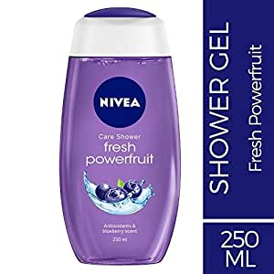 Nivea Fresh Powerfruit Shower Gel, 250ml