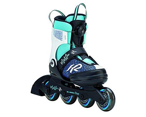 K2 Kinder Marlee Boa Inline Skates, Mehrfarbig, 35-40 EU (Herstellergröße : L)