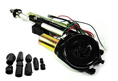 Elektrische Antenne Power Antenne Mast Radio OEM Ersatz Kit für 240 260 740 760 780 850 940 960 C70 S40 S70 S90 V70 - Power-antenne, Mast