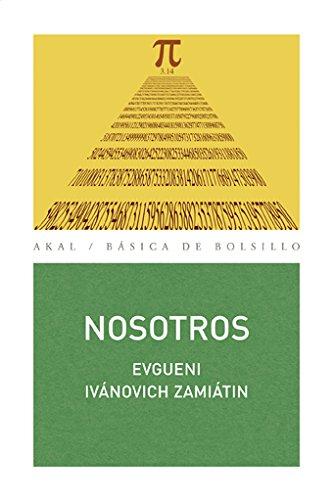 Nosotros (Básica de Bolsillo) por Evgueni Zamiátin