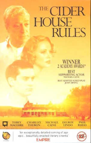 Price comparison product image The Cider House Rules [VHS] [2000]