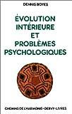 Image de Evolution intérieure et problèmes psychologiques