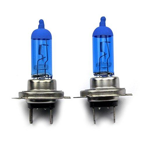 Preisvergleich Produktbild Inion® Xenon Style Lampen, Halogen Birne mit 55W, Xenon Look, vorne/hinten: Abblendlicht, H7, E-Prüfzeichen!