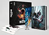 Batman métal - Coffret en 3 volumes : Avec figurine, 3 ex-libris