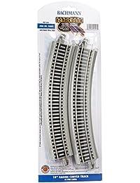 Bachmann BAC44501 Ho 18 po rails courbes - 4