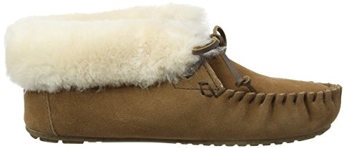 EMU Australia Moonah, Mocassins (Loafers) Femme Brown (Chestnut)
