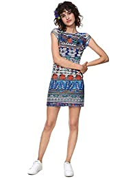 Amazon.it  Desigual - Vestiti   Donna  Abbigliamento 4cd9d728e1f