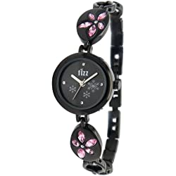 Fizz 5010542 Kids Black Strap Watch