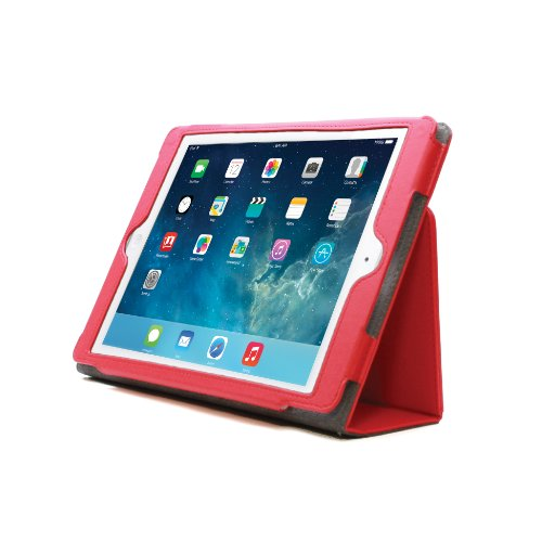 kensington-comercio-custodia-per-ipad-air-rosso