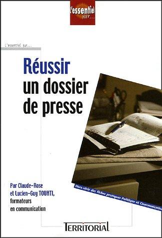 Réussir un dossier de presse