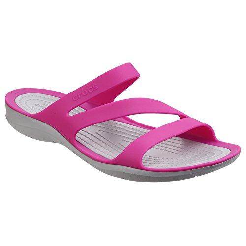 Crocs - Swiftwater Sandale Femmes Vibrant Violet