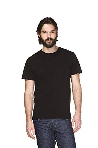 Levi's® Herren Rundhals Shirt/ T-Shirt 82176 2er Pack, Größe:S;Wash:schwarz (0003) -