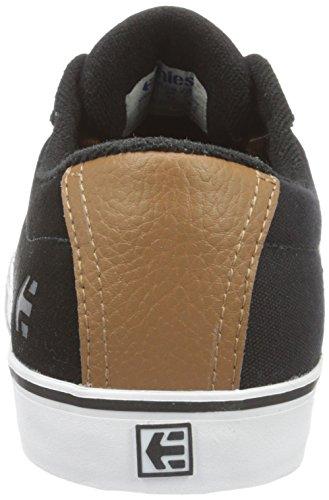 Etnies Jameson Vulc - Chaussures de Skateboard homme Black (Black/Brown/Grey)