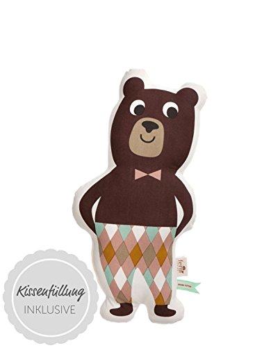 Ferm Living Kissen Mr.Bear