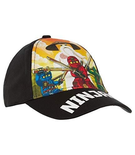 LEGO Ninjago Jungen Cap Schwarz 54