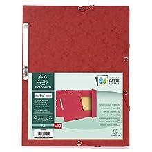 Exacompta 185895 Folder A 3 lembi