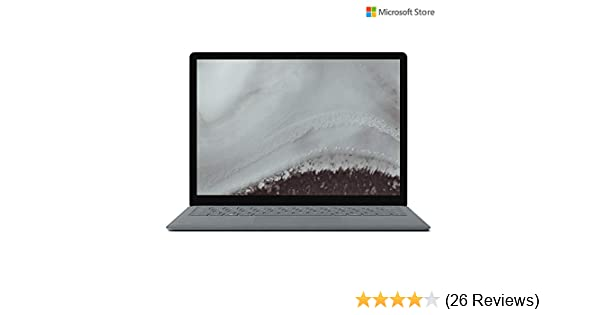 Microsoft Surface Laptop 2 Intel core i5 8th Gen 13 5 inch Touchscreen  Laptop (8GB/128GB/Windows 10 Home/Integrated Graphics/Platinum/1 252kg),  1769