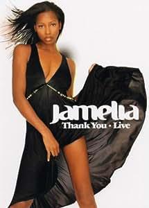 Jamelia: Thank You - Live [DVD]