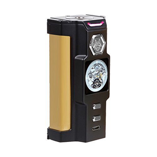 SIGELEI E Zigarette Akkuträger 230W TC Box Mod SNOWWOLF Riesige Dampf Elektronische Zigarette Verdampfer, Keine Batterie, E Flüssigkeit, Nikotinfrei - Elektronische Zigarette Sigelei
