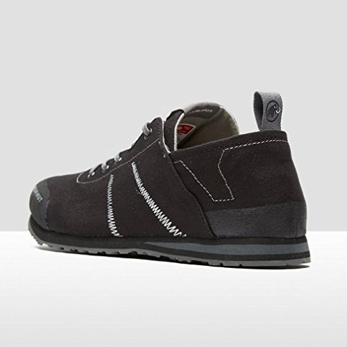 Raichle / Mammut Sloper Low Canvas Gris (Black-grey)