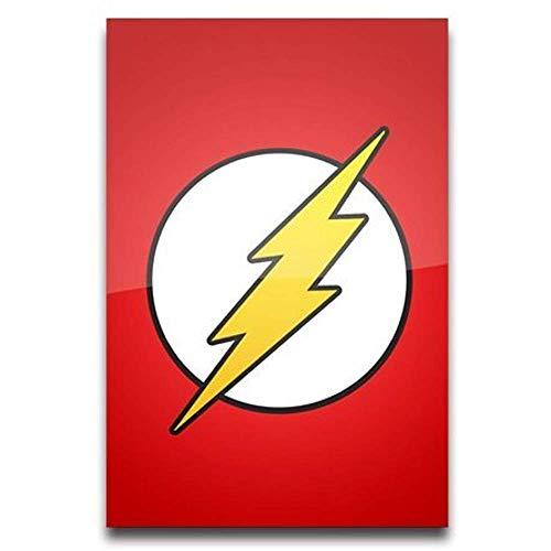 Lancaster Flash (NATHALIE LANCASTER Flash Logo Custom Poster Paper 20