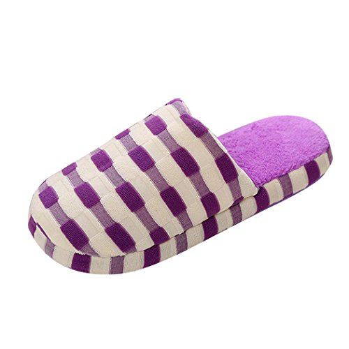 Chaussons Winter Plush Slippers, Amlaiworld Chaussures intérieures Pantoufles de faux-fourrure Pantoufles chaudes Slippers