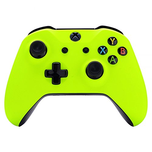 ACTMODZ eXtremeRate Xbox One X/S Obere Case Hülle Schutzhülle Gehäuse Cover Oberschale Skin Housing Kit Shell für Xbox One S & Xbox One X Controller - Lindgrün