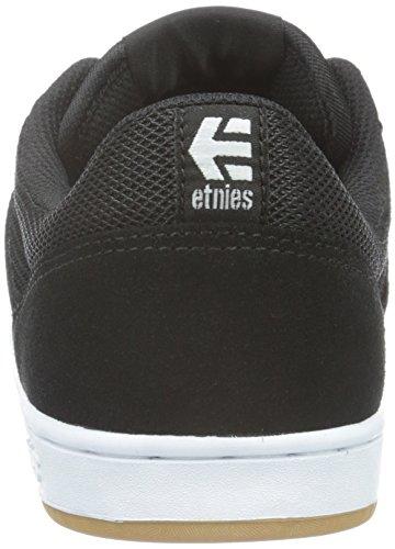 Etnies Marana, Scarpe da Skateboard Uomo, Nero (BLACK/WHITE / 976)