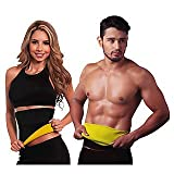 Durosport Shaper Belt, Slimming Belt, Sweat Slim Belt, Belly Fat Burner for Men