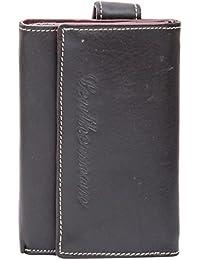 Leatherman Women's Wallet (Black, 1629_Black)