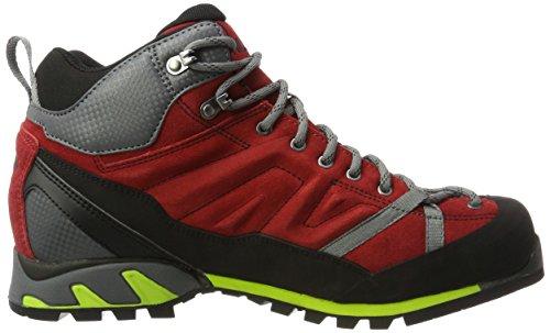 MILLET Super Trident GTX, Scarpe da Escursionismo Uomo Rosso (Rouge)