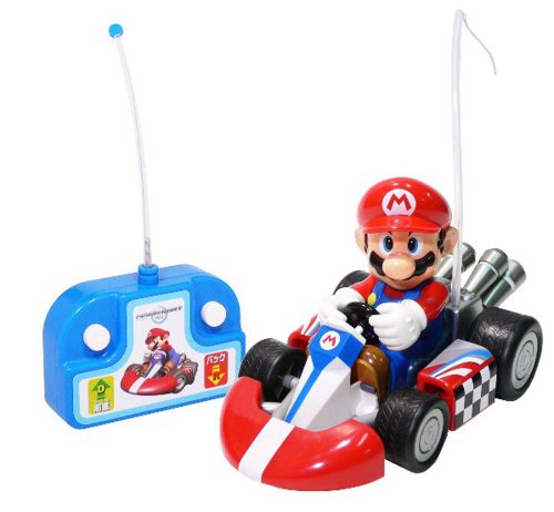 Radio Control Car - Mario Kart Wii