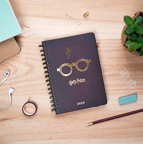 41HNitMas L - ERIK - Agenda 2020 semana vista Harry Potter, A5