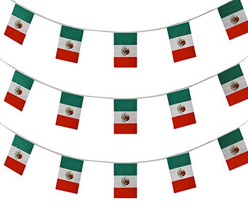 Mexicano GUIRNALDA 10 Meters 33ft ideal todo tiempo