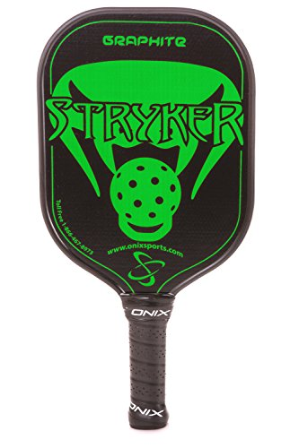 ONIX Graphite Stryker Pickleball Paddle, Unisex, KZ200-GRN, Verde
