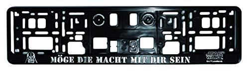 Star Wars ST-AUS-601 Auto Kennzeichenhalter Nummernschildhalter 3D