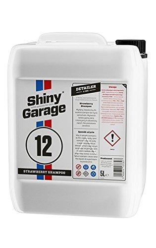 Shiny Garage Strawberry Erdbeere Autoshampoo, 5L (Zymol Auto Waschen)