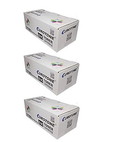 3x Eco Toner ersetzt HP C4092A / 92A cartouches -