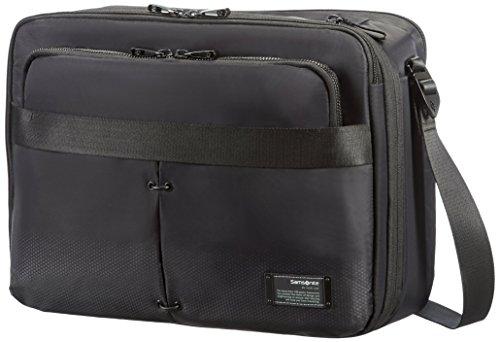 Samsonite Cityvibe 3-Way Bus Tasche für Notebook bis 40,6 cm (16 Zoll) schwarz