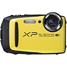 Fujifilm FinePix XP90 Fotocamera Digitale da 16 Megapixel, Sensore CMOS,