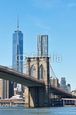 Lower Manhattan Skyline (Poster-Bild 20 x 30 cm: