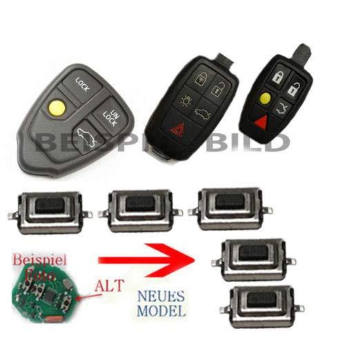 Alftek Coque de Protection pour Clavier /à Distance en TPU pour BMW 1 2 3 4 5 6 7 Serie X4 X5 X6 4 Touches